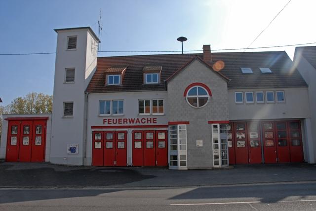 LB1 - Feuerwache Heusweiler in der Triererstraße