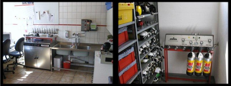 LB1 - Atemschutzwerkstatt