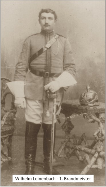 Wilhelm Leinenbach