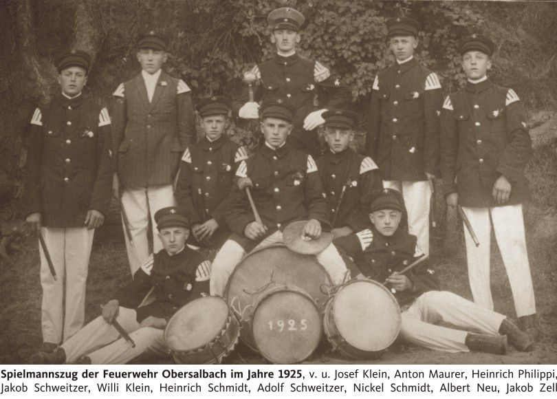 Spielmannszug 1925