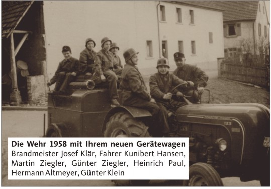 Die Wehr 1958