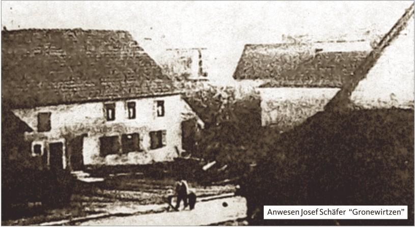 Anwesen Josef Schäfer