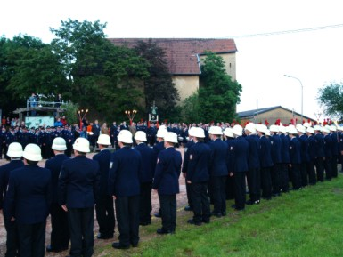 100 Jahre Feuerwehr Obersalbach-Kurhof