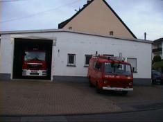 Gerätehaus Berschweiler