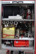 Feuerwehr Heusweiler Löschbezirk Kutzhof Fahrzeug LF 8/8, Funkrufname 7/42, Geräteraum 6