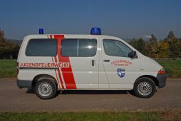 Mannschaftstransportwagen MTW - Seitenansicht - Heusweiler 1/18