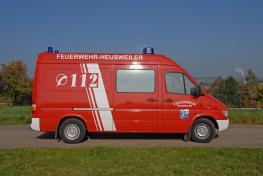 Gerätewagen - Beifahrer - LB1 - 1/60
