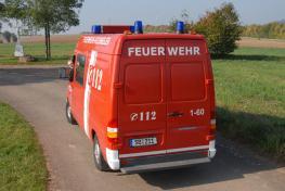 Gerätewagen - Heck - LB1 - 1/60