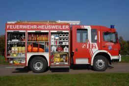 Tanklöschfahrzeug TLF 16/25 - Beifahrerseite - LB1 - 1/23
