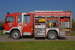 Tanklöschfahrzeug TLF 16/25 - Fahrerseite - LB1 - 1/23