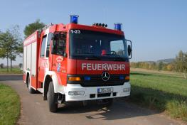 Tanklöschfahrzeug TLF 16/25 - Front - LB1 - 1/23
