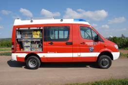 Vorrausrüstwagen VRW - Beifahrerseite - LB1 - 1/54
