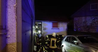 Einsatz Wohnungbrand mit Menschenrettung Bild 2