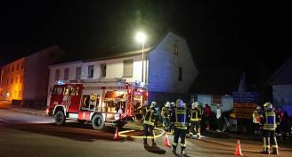 Einsatz Wohnungbrand mit Menschenrettung Bild 5