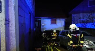 Einsatz Wohnungbrand mit Menschenrettung Bild 3