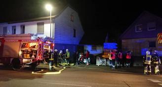 Einsatz Wohnungbrand mit Menschenrettung Bild 4