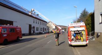 Einsatz2015-03-09 Kaminbrand