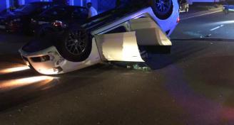 Einsatz Verkehrsunfall