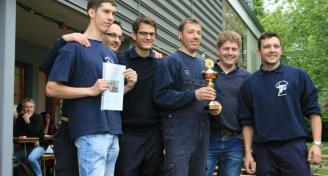 Die Sieger aus Wiesbach