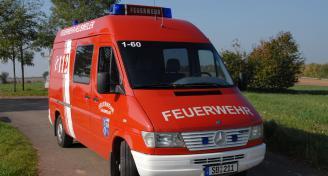 Gerätewagen - Heusweiler 1/60
