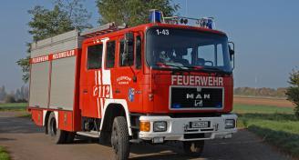 Löschfahrzeug LF 16/16 - Heusweiler 1/43