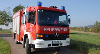Tanklöschfahrzeug TLF 16/25 - Heusweiler 1/23