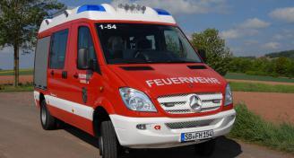 Vorrausrüstwagen VRW - Heusweiler 1/45