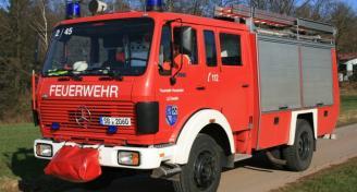 Löschfahrzeug LF 24 - Heusweiler 1/45