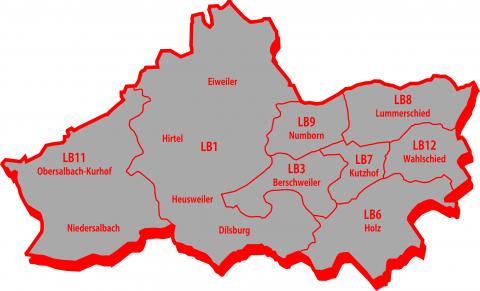 Löschbezirke Heusweiler
