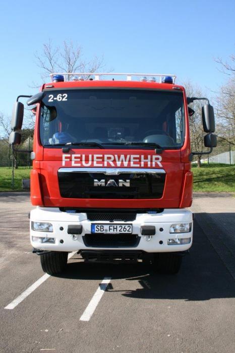 GW Logistik 1/62 | Feuerwehr Heusweiler