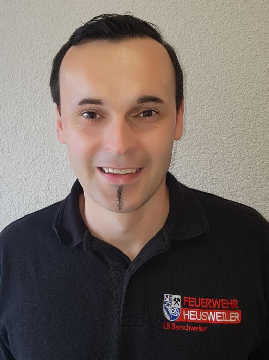 Michael Maas mannschaft feuerwehr heusweiler
